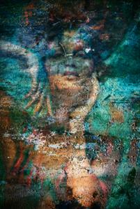 Mermaid - Fotokunst vrouw