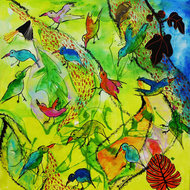 Happy-Birds-50-x-50-cm