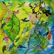 Happy-Birds-II-50-x-50-cm