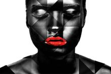 Black-Woman-Fotokunst-vrouw