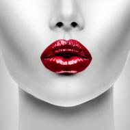 Red-Lips-Fotokunst-vrouw