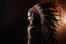 Indian-Lady-Fotokunst-vrouw