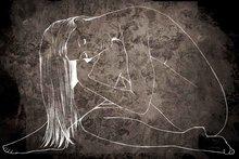 Lady-sketch