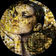 Fotokunst-vrouw-100-x-100-cm-rond