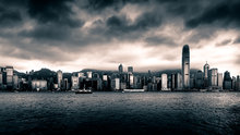 Hongkong-skyline-taken-from-Kowloon