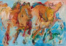 Wild-horses-140-x-100-cm