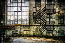 Desolate-windowpane