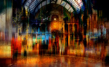 Antwerp-by-night